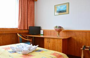 Hotel Olympik, Отели  Прага - big - 21