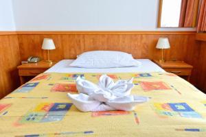 Hotel Olympik, Отели  Прага - big - 19