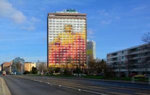 Hotel Olympik, Отели  Прага - big - 63