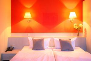 Hotel Weide, Отели  Neu-Satow - big - 3