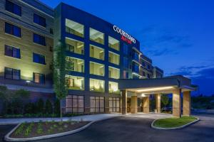 Courtyard by Marriott Pittsburgh North-Cranberry Woods