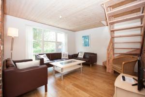 Ho Three-Bedroom Apartment 04, Üdülőparkok  Blåvand - big - 22