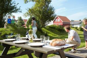Ho Three-Bedroom Apartment 03, Holiday parks  Blåvand - big - 46