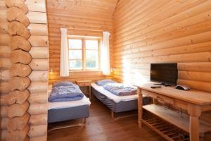Ho Three-Bedroom Apartment 05, Dovolenkové parky  Blåvand - big - 8