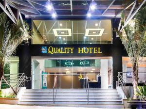 Quality Hotel Pampulha, Hotely  Belo Horizonte - big - 1
