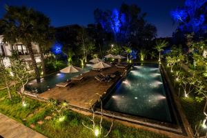 Tropic Jungle Boutique Hotel (Formerly Tropicana Residence), Szállodák  Sziemreap - big - 35