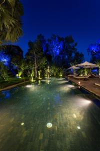Tropic Jungle Boutique Hotel (Formerly Tropicana Residence), Szállodák  Sziemreap - big - 37