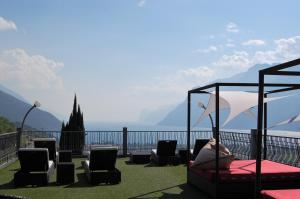 Hotel Isola Verde, Отели  Торболе - big - 56