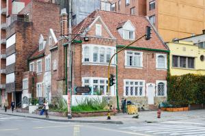 CX Hostel, Хостелы  Богота - big - 49