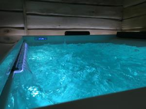 Residence Cavanis Wellness & Spa, Aparthotely  Sappada - big - 44