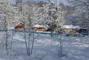 Turbaza Svetlyachok, Farmy  Gornyy - big - 24