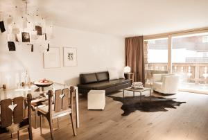Firefly Luxury Suites, Hotels  Zermatt - big - 22