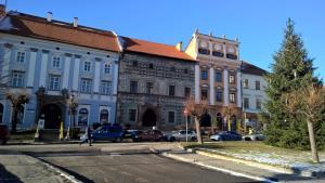 Chata Spillenberg House Levoča Slovensko