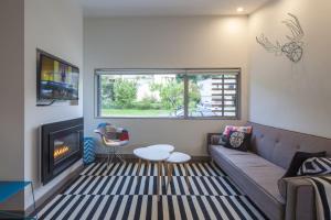 22 Hallenstein Apartments, Apartmanok  Queenstown - big - 24