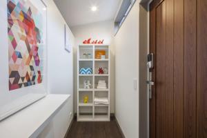 22 Hallenstein Apartments, Apartmanok  Queenstown - big - 27