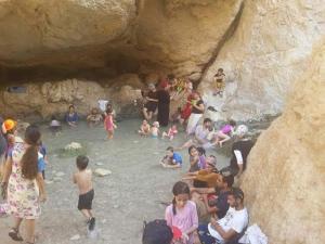 Rose Dead Sea Neve Zohar, Penzióny  Neve Zohar - big - 68