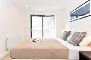Hoxton City Apartments, Apartmány  Londýn - big - 31