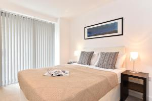 Hoxton City Apartments, Apartmány  Londýn - big - 29