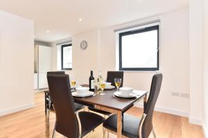 Hoxton City Apartments, Apartmány  Londýn - big - 20