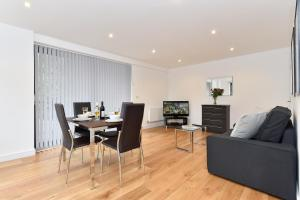 Hoxton City Apartments, Apartmány  Londýn - big - 19