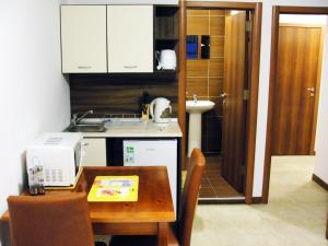 Mark's apartment in Predela 2