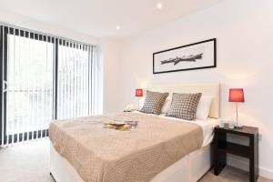 Hoxton City Apartments, Apartmány  Londýn - big - 16