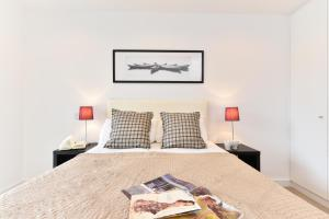 Hoxton City Apartments, Apartmány  Londýn - big - 6
