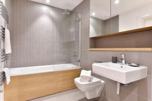Hoxton City Apartments, Apartmány  Londýn - big - 4