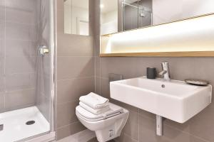 Hoxton City Apartments, Apartmány  Londýn - big - 36