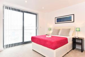 Hoxton City Apartments, Apartmány  Londýn - big - 35