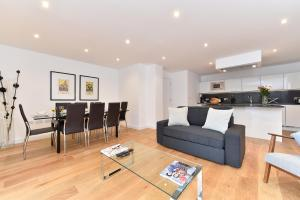 Hoxton City Apartments, Apartmány  Londýn - big - 13