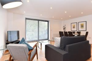Hoxton City Apartments, Apartmány  Londýn - big - 11