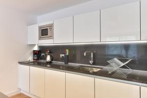 Hoxton City Apartments, Apartmány  Londýn - big - 12