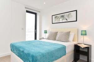 Hoxton City Apartments, Apartmány  Londýn - big - 34