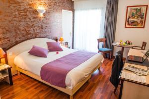 Hôtel Ariane, Hotely  Istres - big - 16