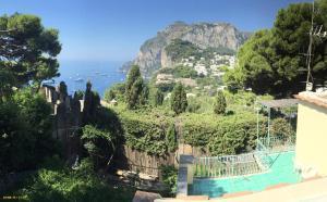 Villa Silia, Apartmanok  Capri - big - 51