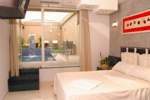Zouk Hotel, Hotel  Alcalá de Henares - big - 9