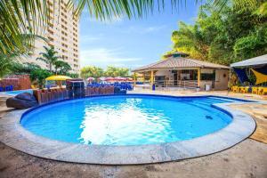 Golden Dolphin Grand Hotel, Hotel  Caldas Novas - big - 29