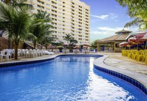 Golden Dolphin Grand Hotel, Hotel  Caldas Novas - big - 21