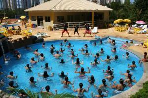 Golden Dolphin Grand Hotel, Hotel  Caldas Novas - big - 27