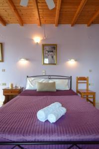 Panormos Hotel and Studios, Hotely  Naxos Chora - big - 39