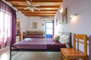 Panormos Hotel and Studios, Hotely  Naxos Chora - big - 12
