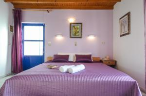 Panormos Hotel and Studios, Hotely  Naxos Chora - big - 35