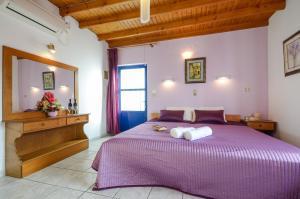 Panormos Hotel and Studios, Hotely  Naxos Chora - big - 32
