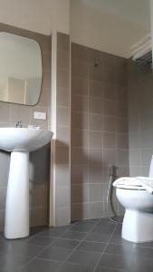 Třílůžkový pokoj s koupelnou