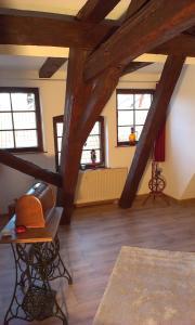 Ferienwohnungen Marktstrasse 15, Apartmány  Quedlinburg - big - 55