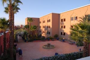 Kenzi Azghor, Hotels  Ouarzazate - big - 33