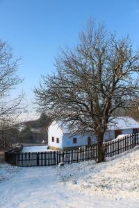 Country house - Slapy/Pazderny, Ferienhöfe  Žďár - big - 42