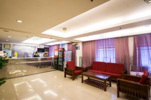 Motel Shanghai Disney Zhoupu Wanda Plaza, Hotel  Shanghai - big - 17
