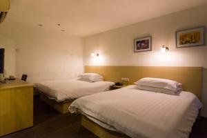 Motel Shanghai Disney Zhoupu Wanda Plaza, Hotel  Shanghai - big - 32